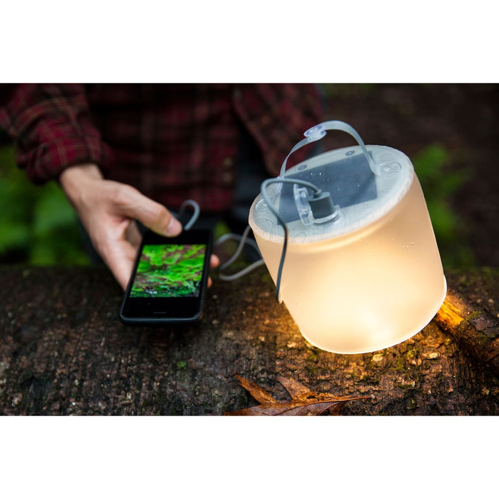 MPOWERD Luci Pro: Lux + Mobile Charging Inflatable Solar Light - NO COLOR