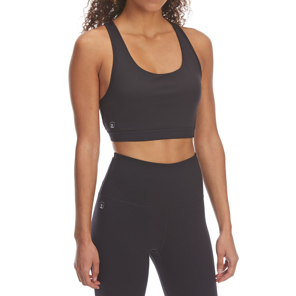 EMS Women's Techwick Sports Bra - BLACK