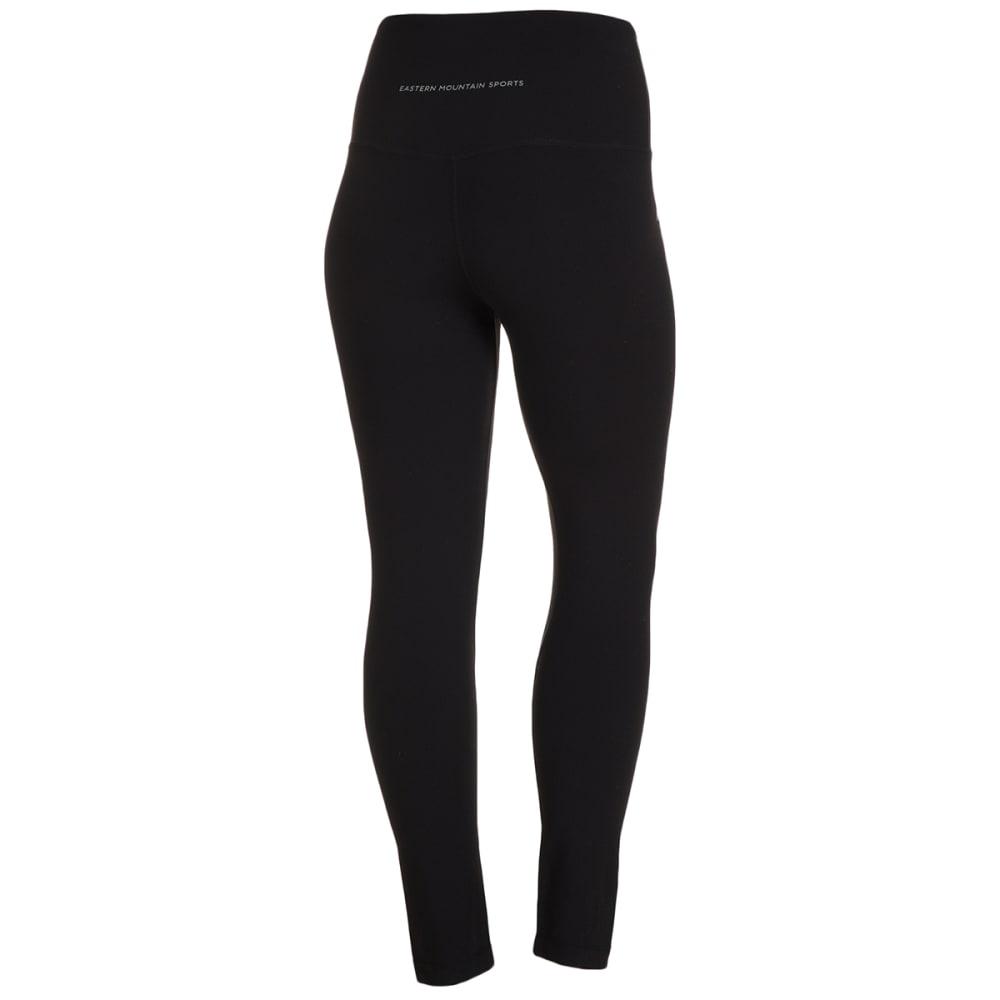 EMS Women's Techwick Performance 7/8-Length Leggings - BLACK