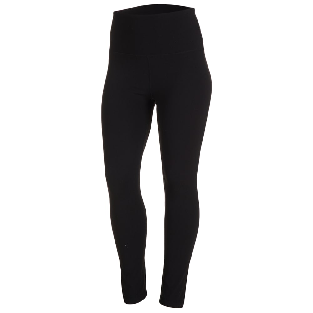 EMS Women's Techwick Performance 7/8-Length Leggings - BLACK