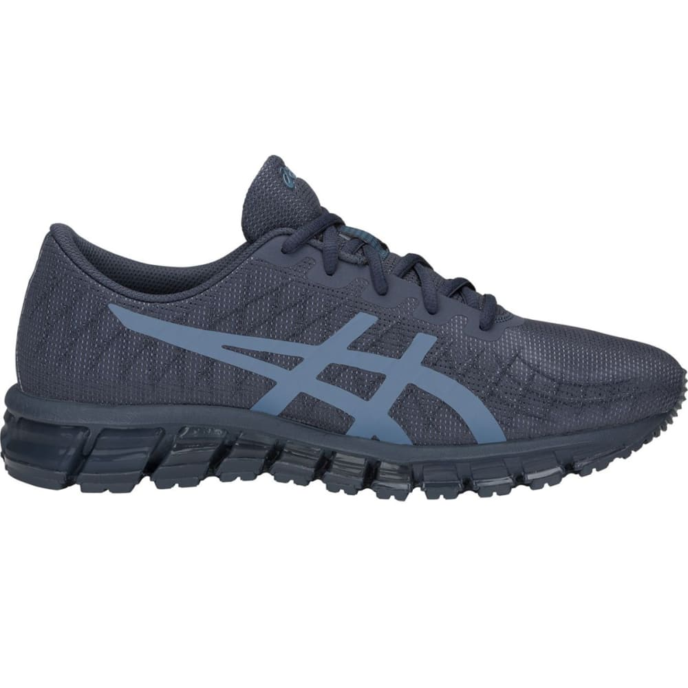 ASICS Men's Gel-Quantum 180 Running Shoes - TARMAC/STEEL BLU-021