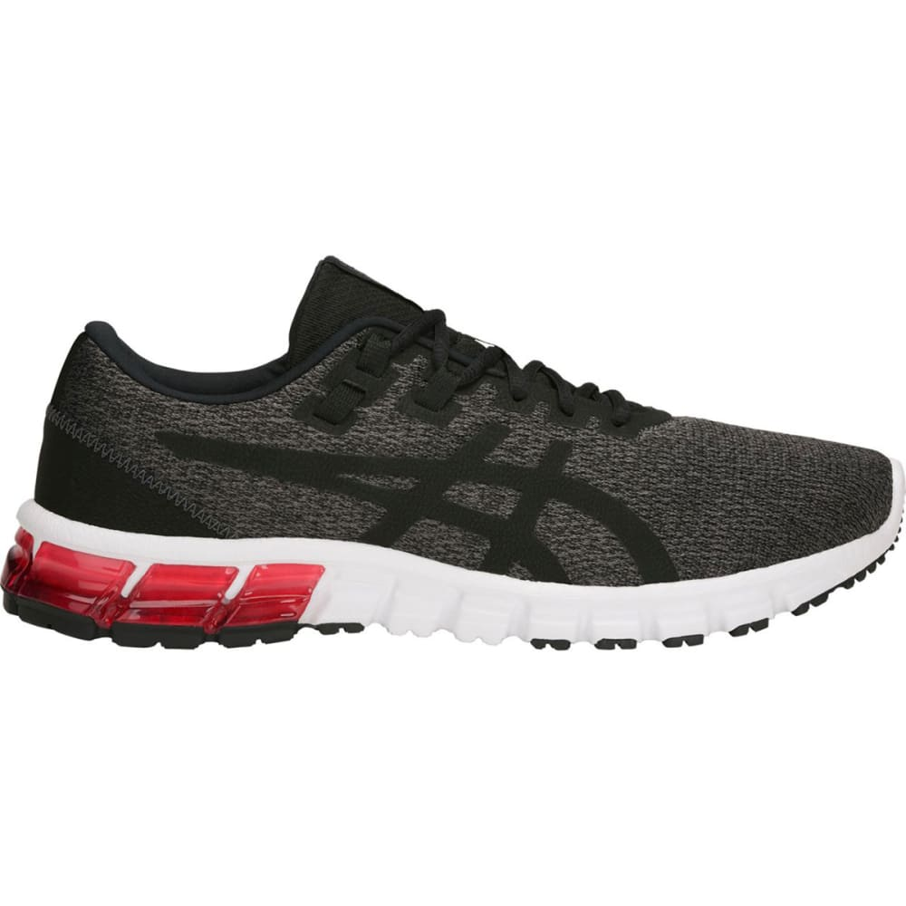 ASICS Men's GEL-Quantum 90 Running Shoes - DRK GRY/BLK/RED-021