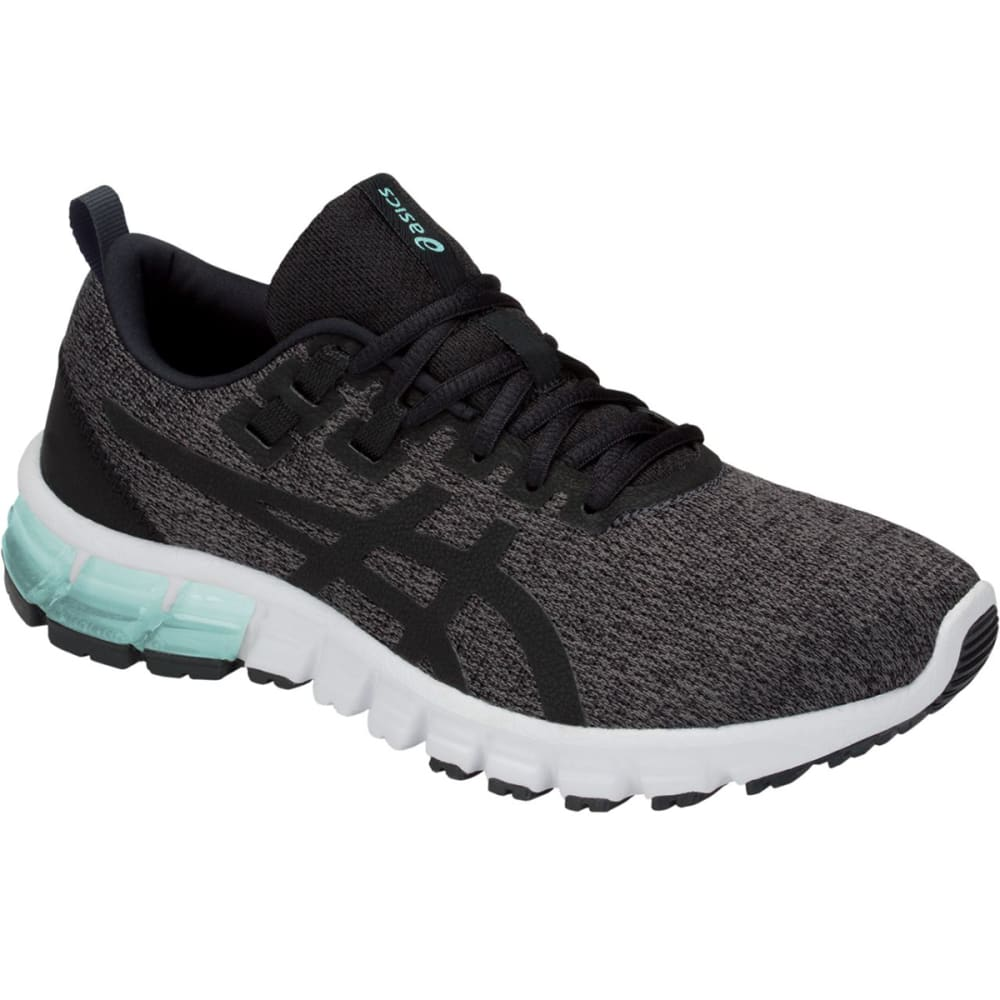 ASICS Women's GEL-Quantum 90 Running Shoes - DARK GREY/BLACK-021