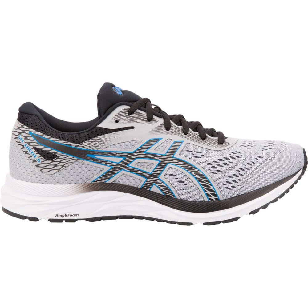 ASICS Men's GEL-Excite 6 Running Shoe - MID GREY/E BLUE-020