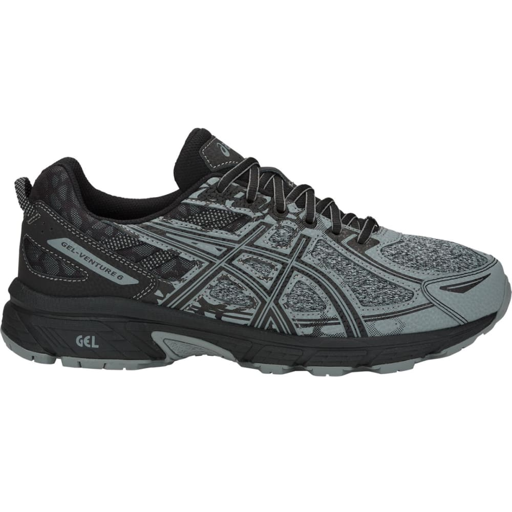 ASICS Men's GEL-Venture 6 MX Running Shoes - STN GRY/STN GRY-021