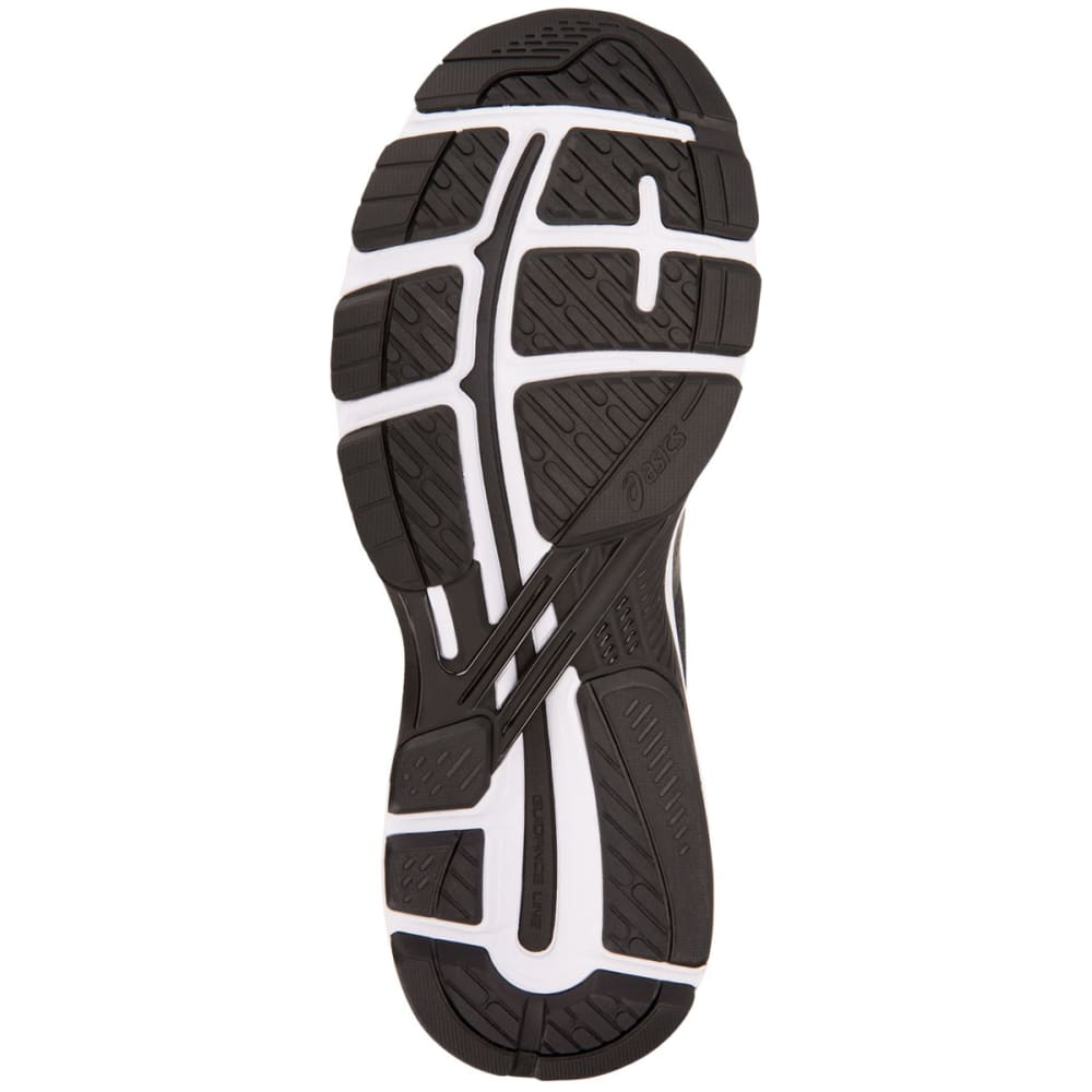 ASICS Men's GT-2000 7 Running Shoes - BLACK/WHITE-001