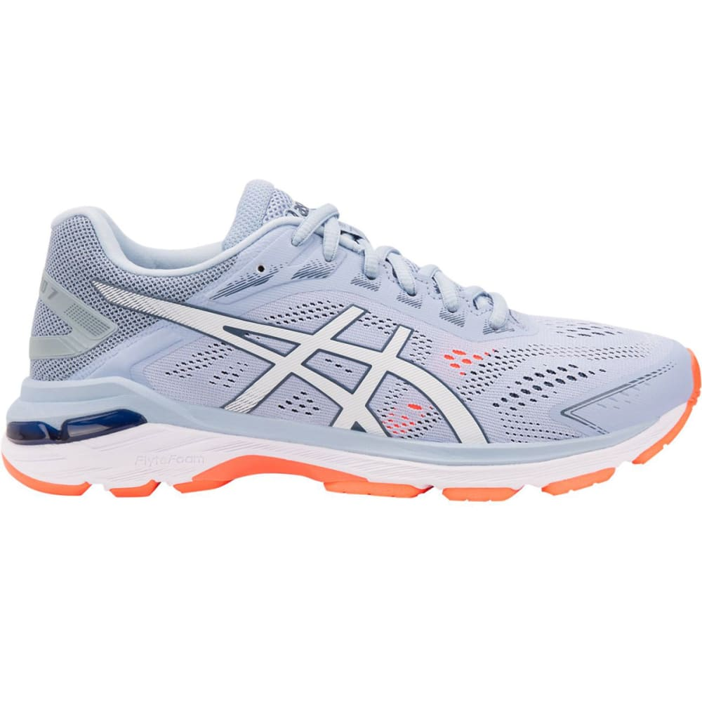 ASICS Women's GT-2000 7 Running Shoes - MIST/WHITE-400