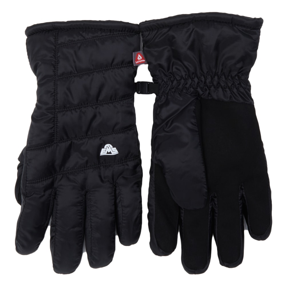 EMS Women's Mercury Gloves - BLACK