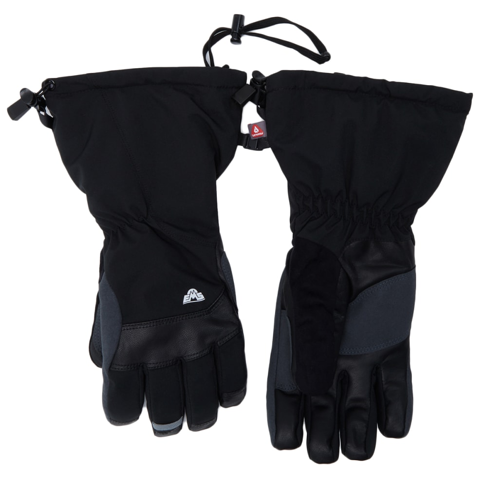 EMS Men's Ascent Summit Gloves - BLACK