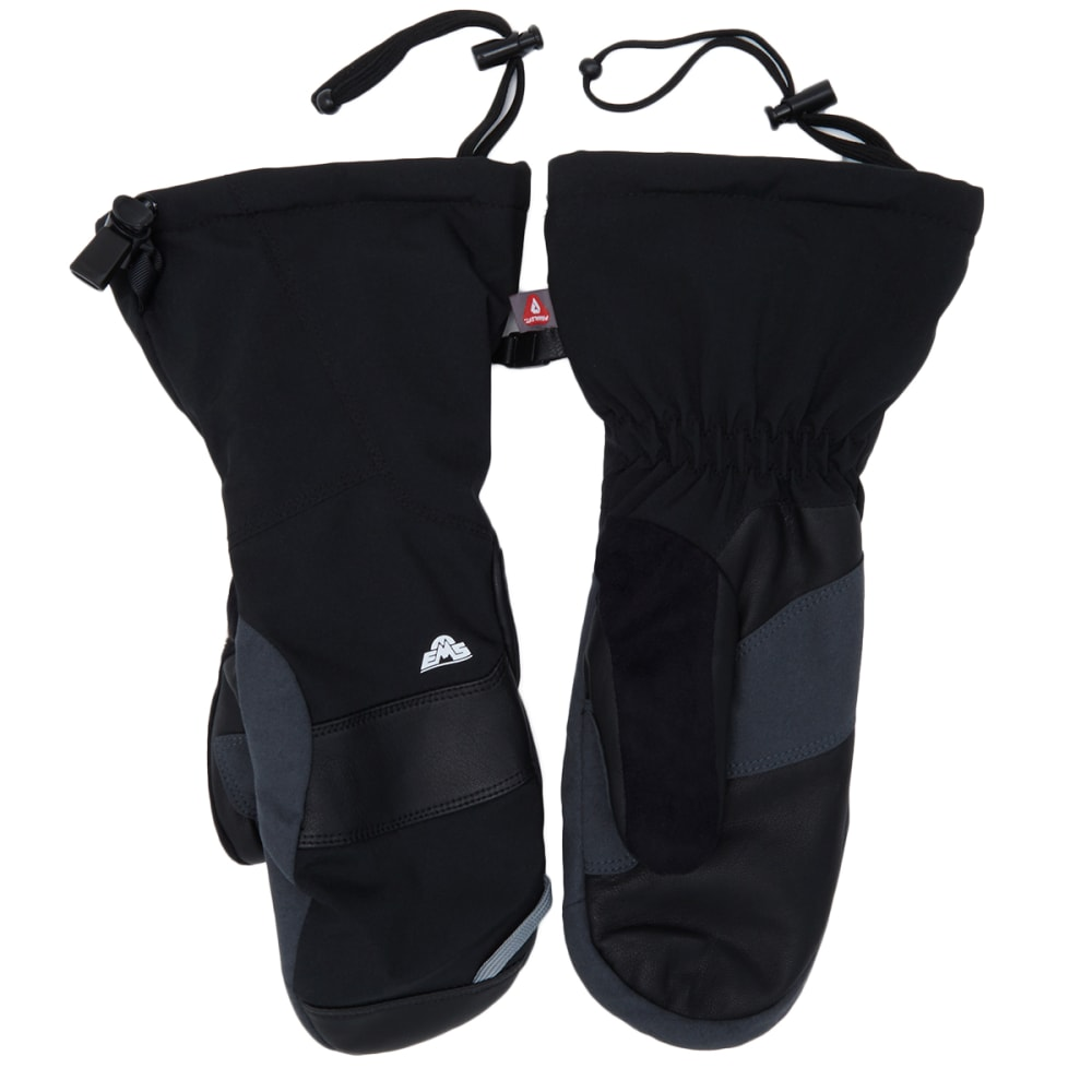 EMS Women's Ascent Summit Mittens - BLACK