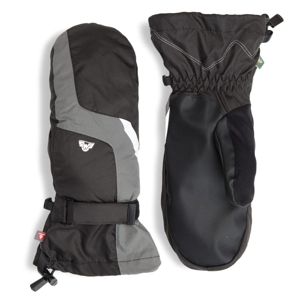 EMS Men's Altitude 3-in-1 Mittens - BLACK