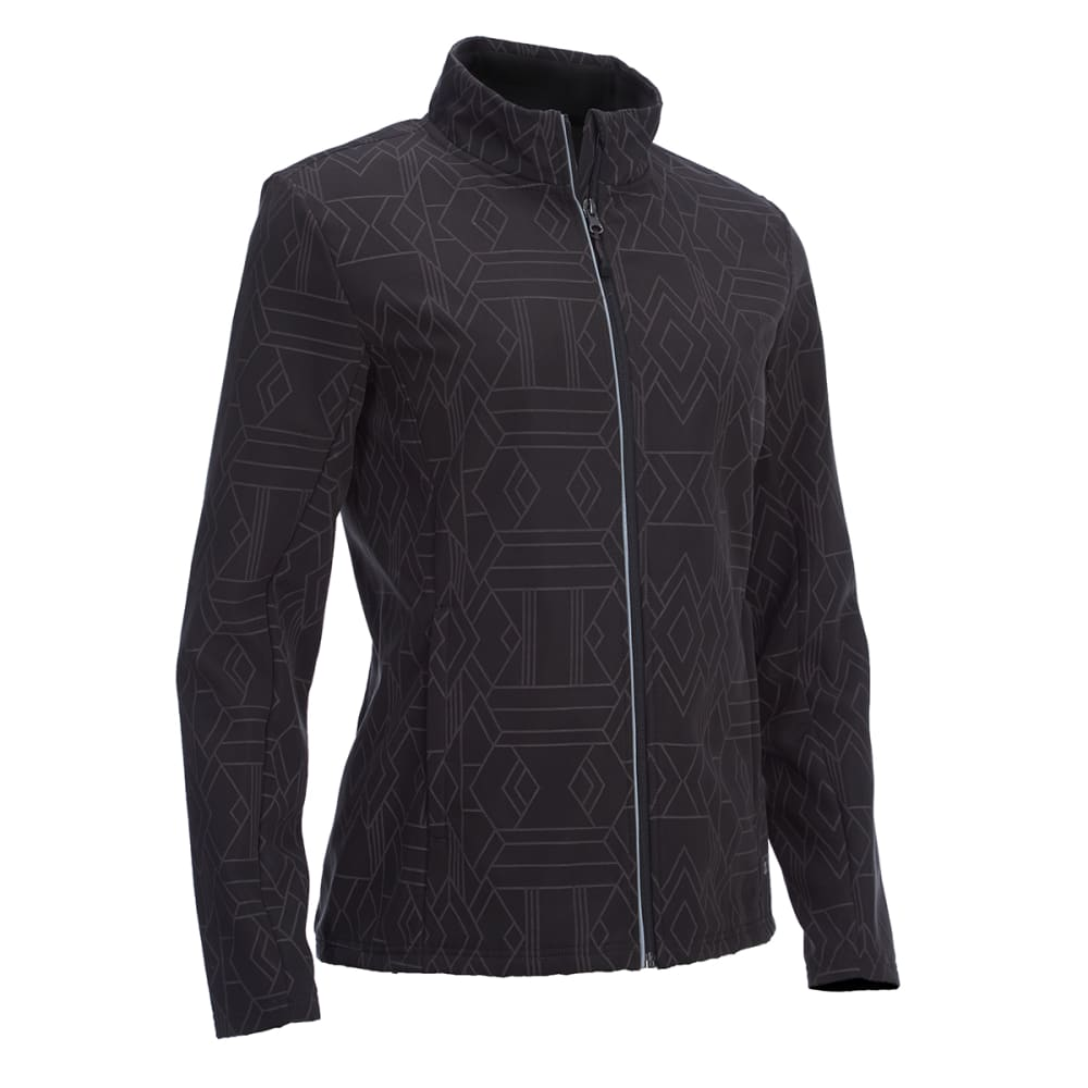EMS Women's Reflective Softshell Jacket XS