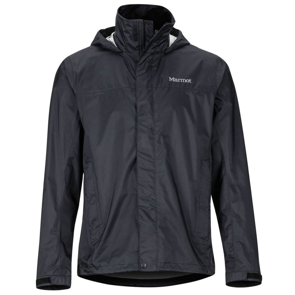 MARMOT Men's PreCip Eco Jacket - BLACK-001