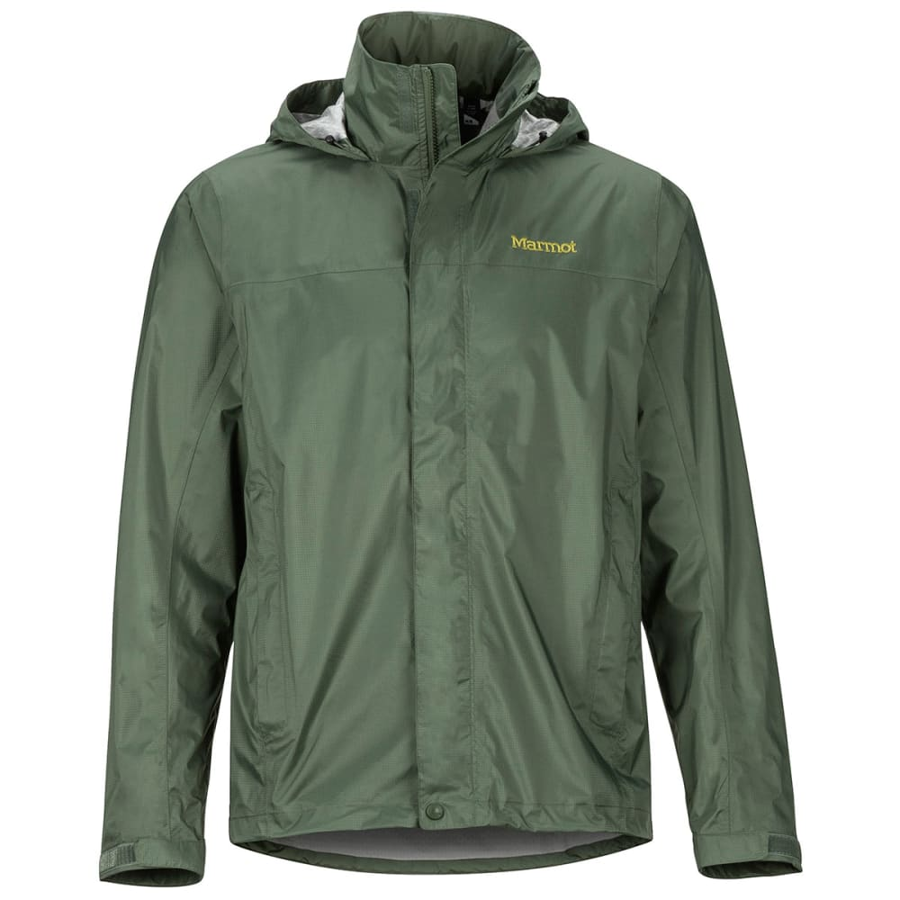 MARMOT Men's PreCip Eco Jacket - CROCODILE-4764