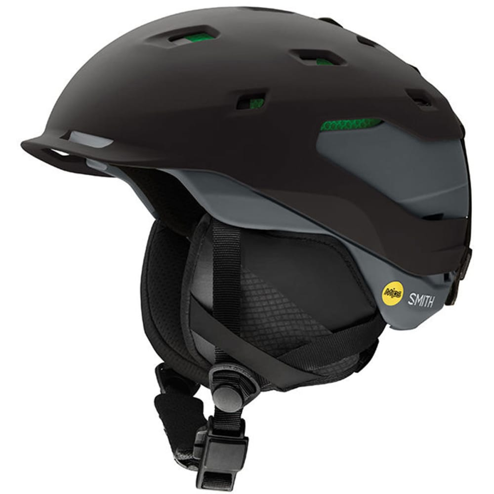 SMITH Quantum MIPS Ski Helmet - BLACK/CHARCOAL