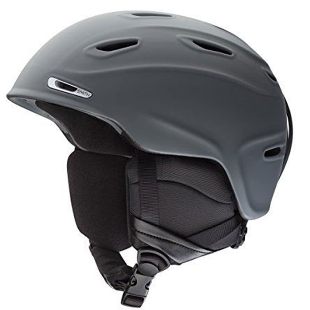 SMITH Camber Ski Helmet - MATTE CHARCOAL