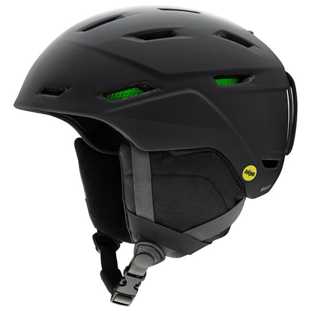 SMITH Mission Snow Helmet - MATTE BLACK