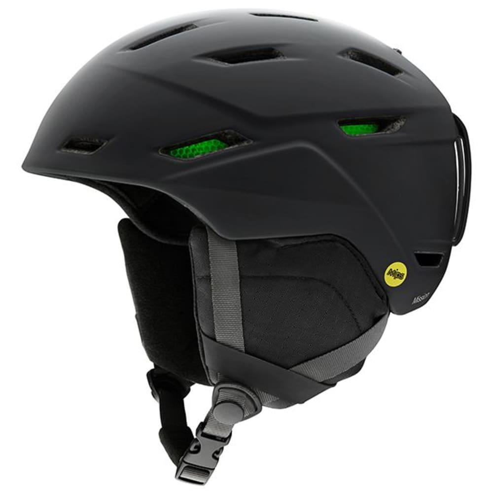 SMITH Mission Snow Helmet - MATTE BLACK