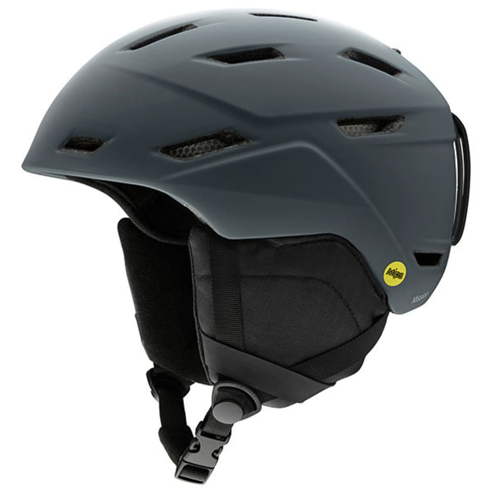 SMITH Mission Snow Helmet - MATTE CHARCOAL