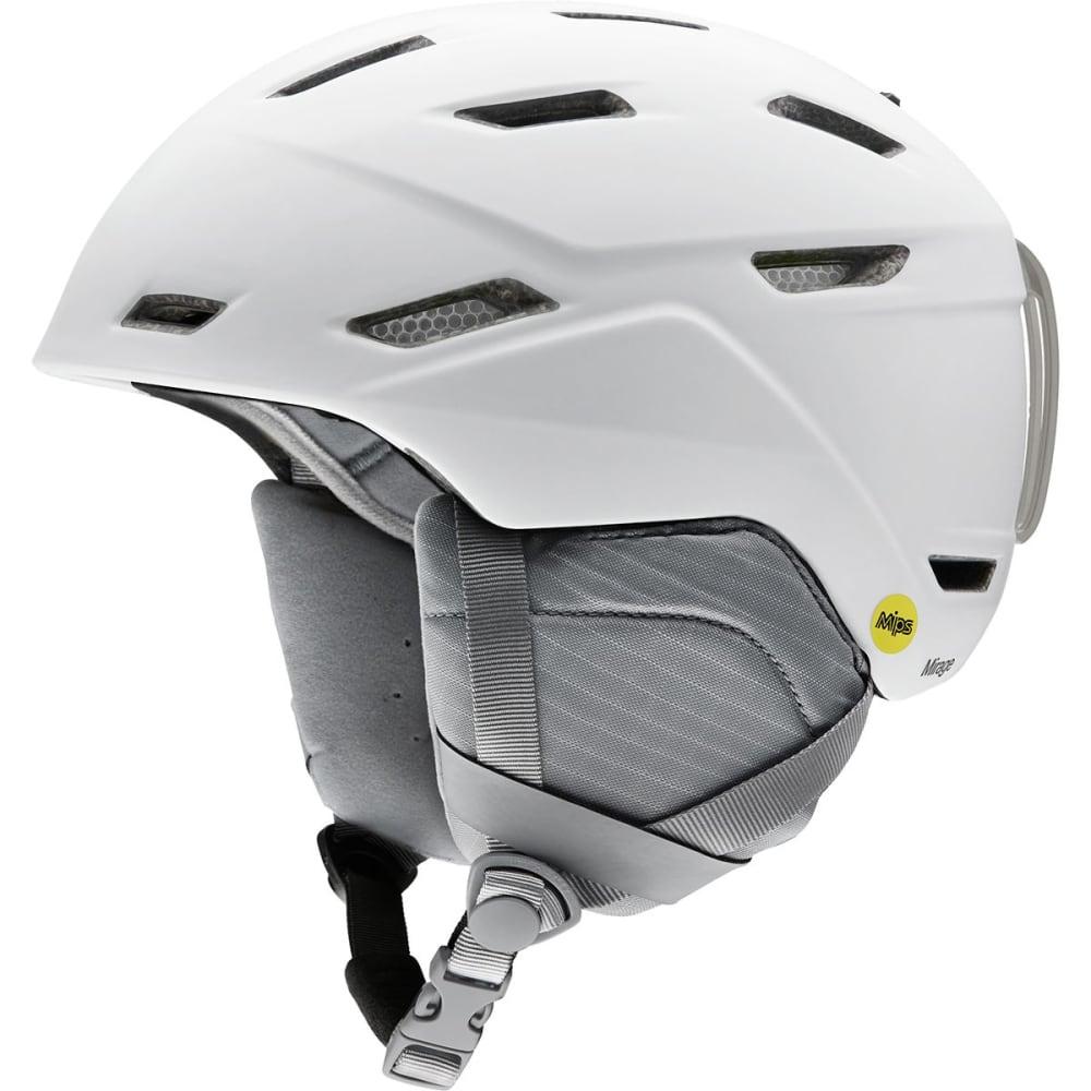 SMITH Women's Mirage Ski Helmet - MATTE WHITE