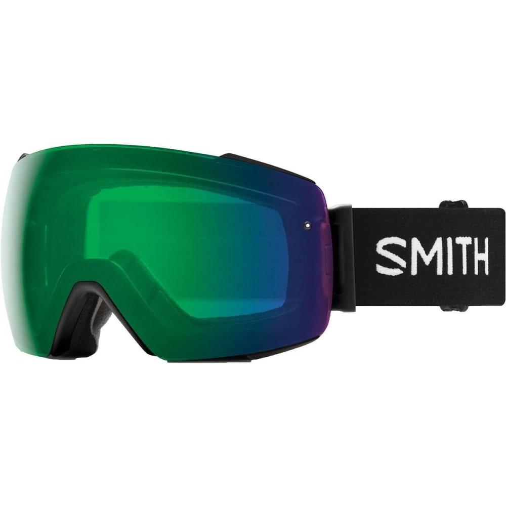 SMITH I/O MAG Ski Goggles - BLK/CPGRNMIRR
