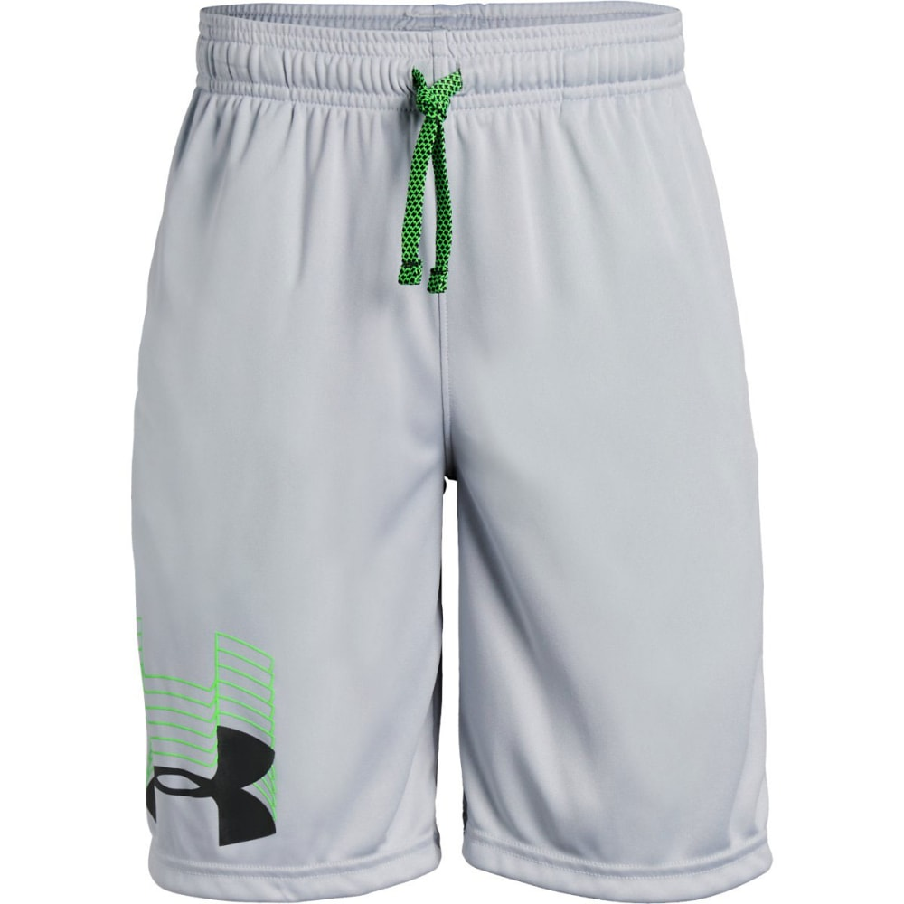 UNDER ARMOUR Boys' Prototype Logo Shorts S