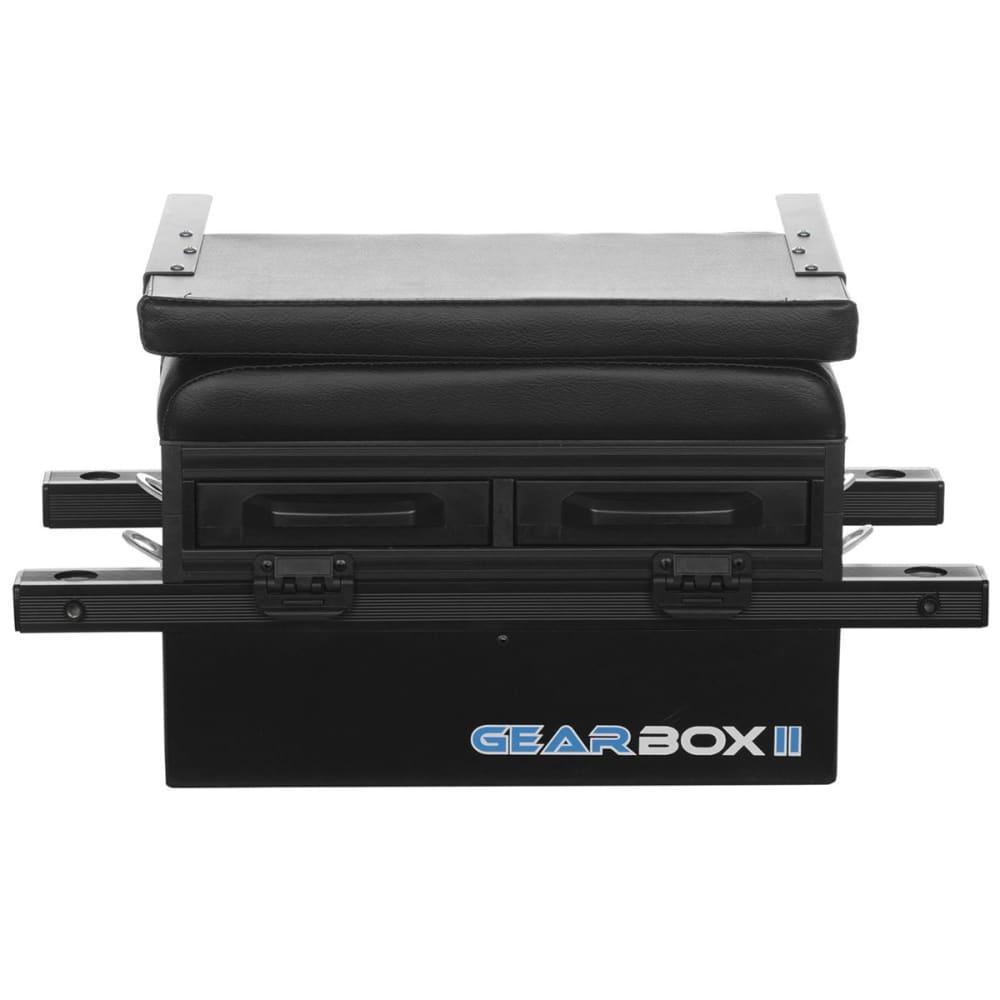 AVANTI Gearbox Fishing Seat Box - BLACK
