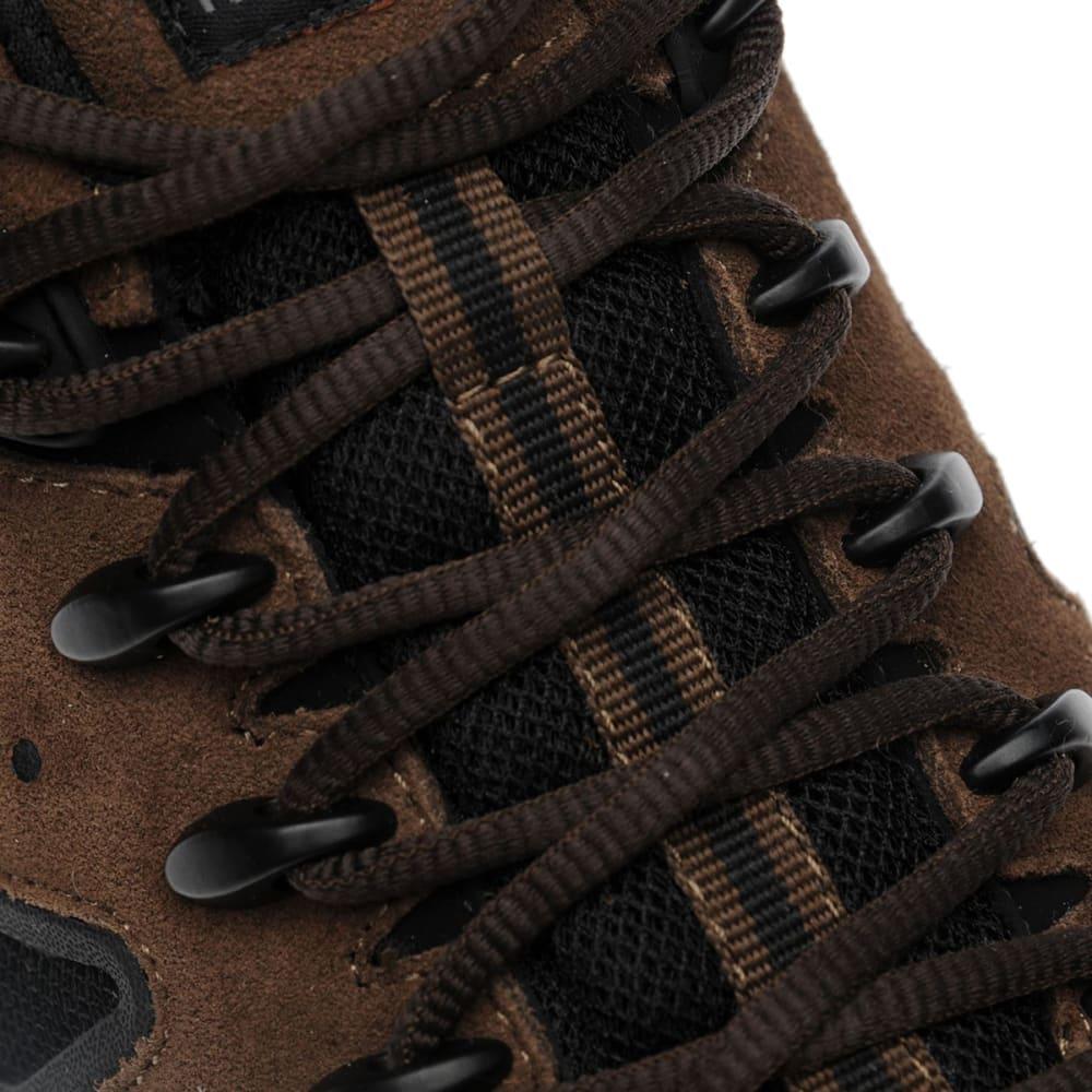 KARRIMOR Men's Ridge WTX Waterproof Low Hiking Shoes - BROWN
