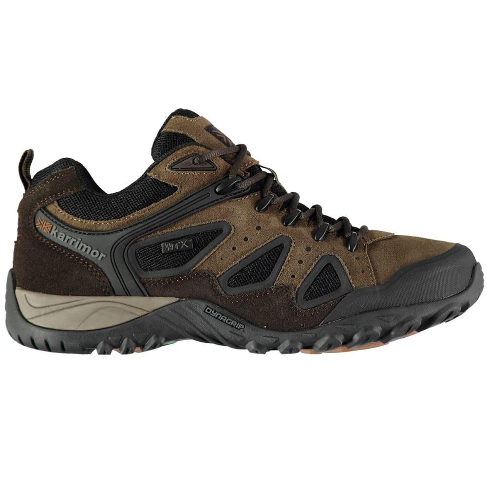 KARRIMOR Men's Ridge WTX Waterproof Low Hiking Shoes 8