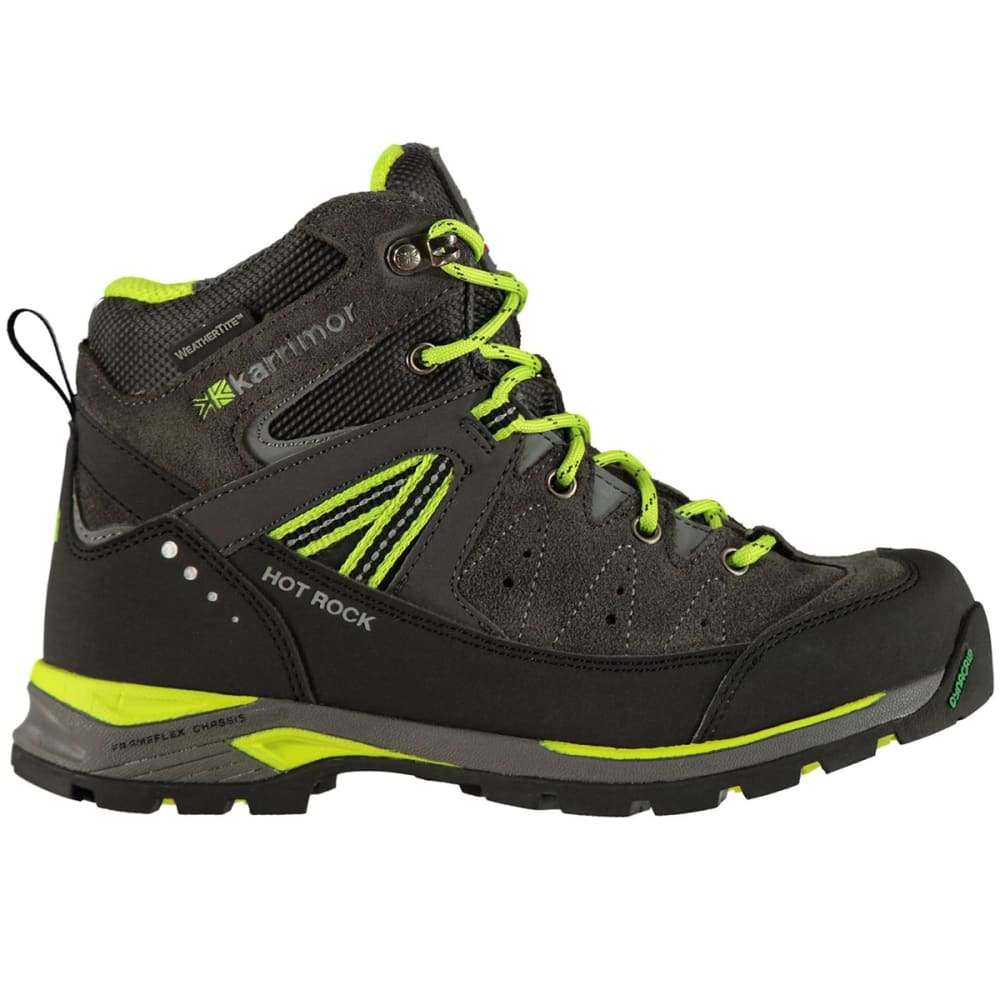 KARRIMOR Kids' Hot Rock Waterproof Hiking Boots 6
