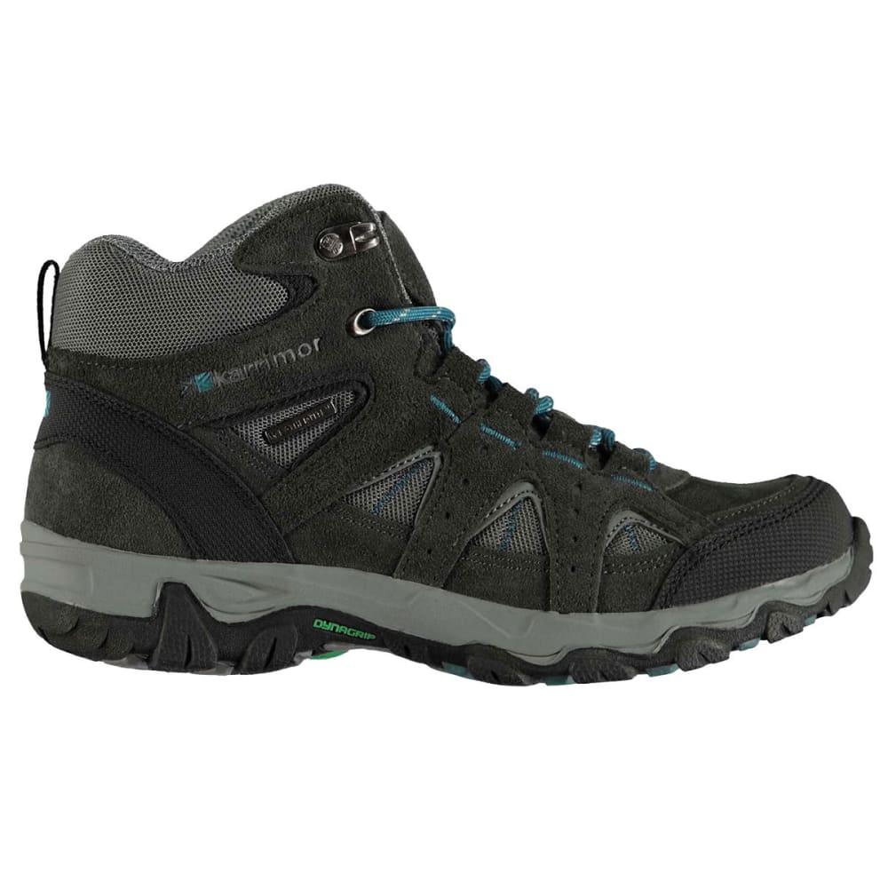 KARRIMOR Big Boys' Mount Mid Waterproof Hiking Shoes 6.5
