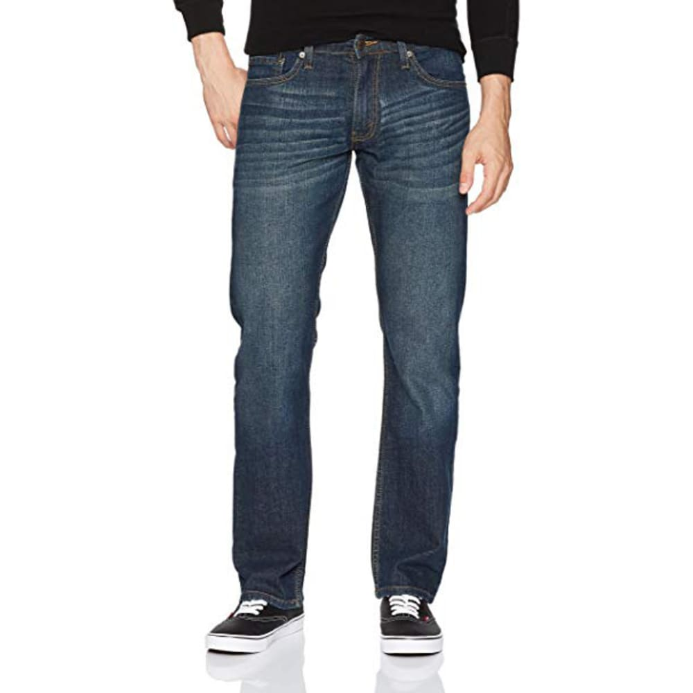 SIGNATURE by Levi Strauss & Co. Gold Label Men's Straight Jeans - BIG FOOT 0013