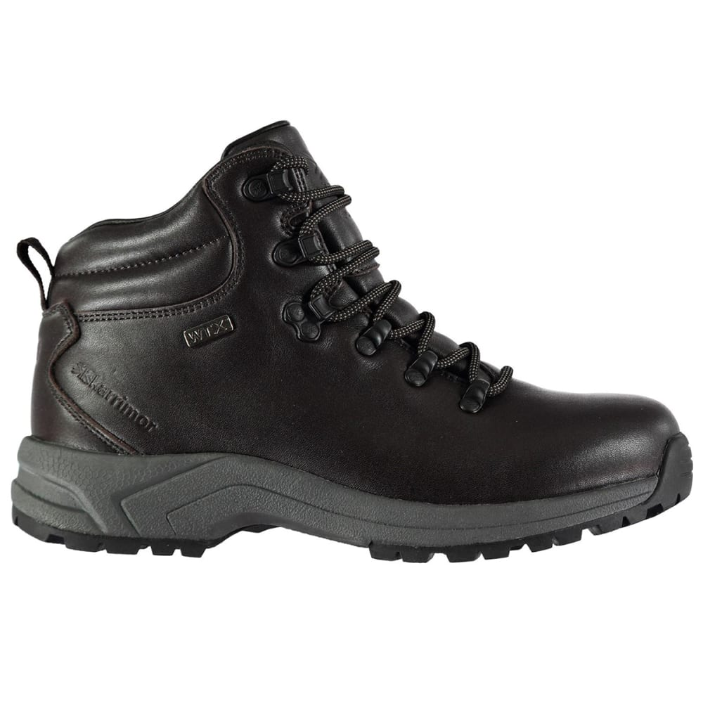KARRIMOR Women's Batura WTX Waterproof Mid Hiking Boots - BROWN