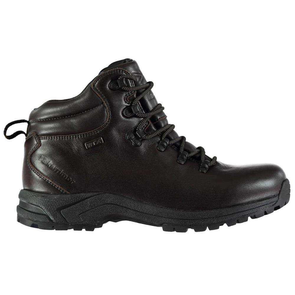 Karrimor Men's Batura Wtx Waterproof Mid Hiking Boots - Brown