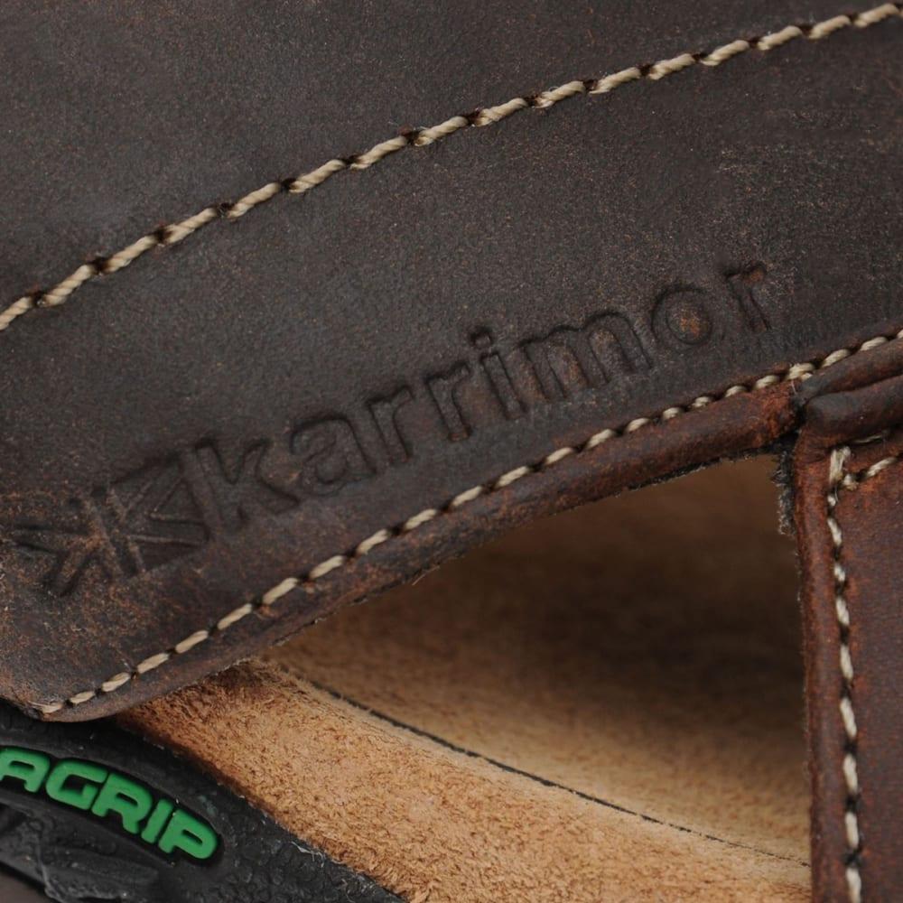 KARRIMOR Men's Lounge Slide Sandals - BROWN