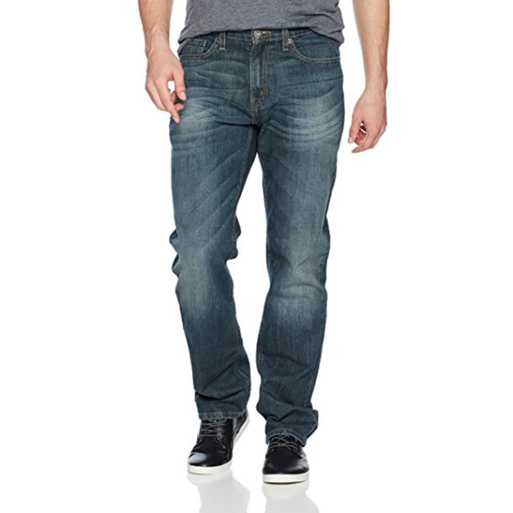 SIGNATURE by Levi Strauss & Co. Gold Label Men's Athletic Jeans - BANKS 0011