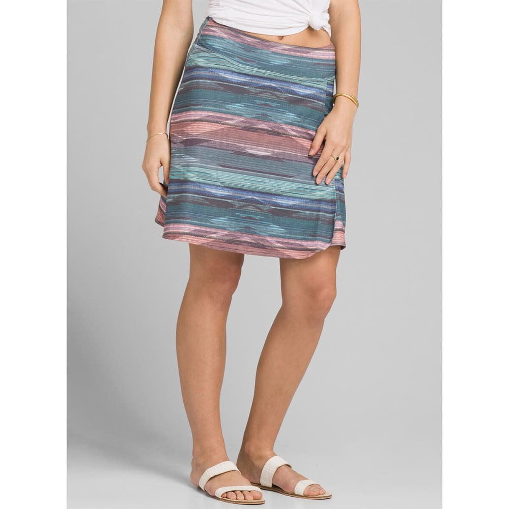 PRANA Women's Fiefer Skirt - GRANITE BONITA