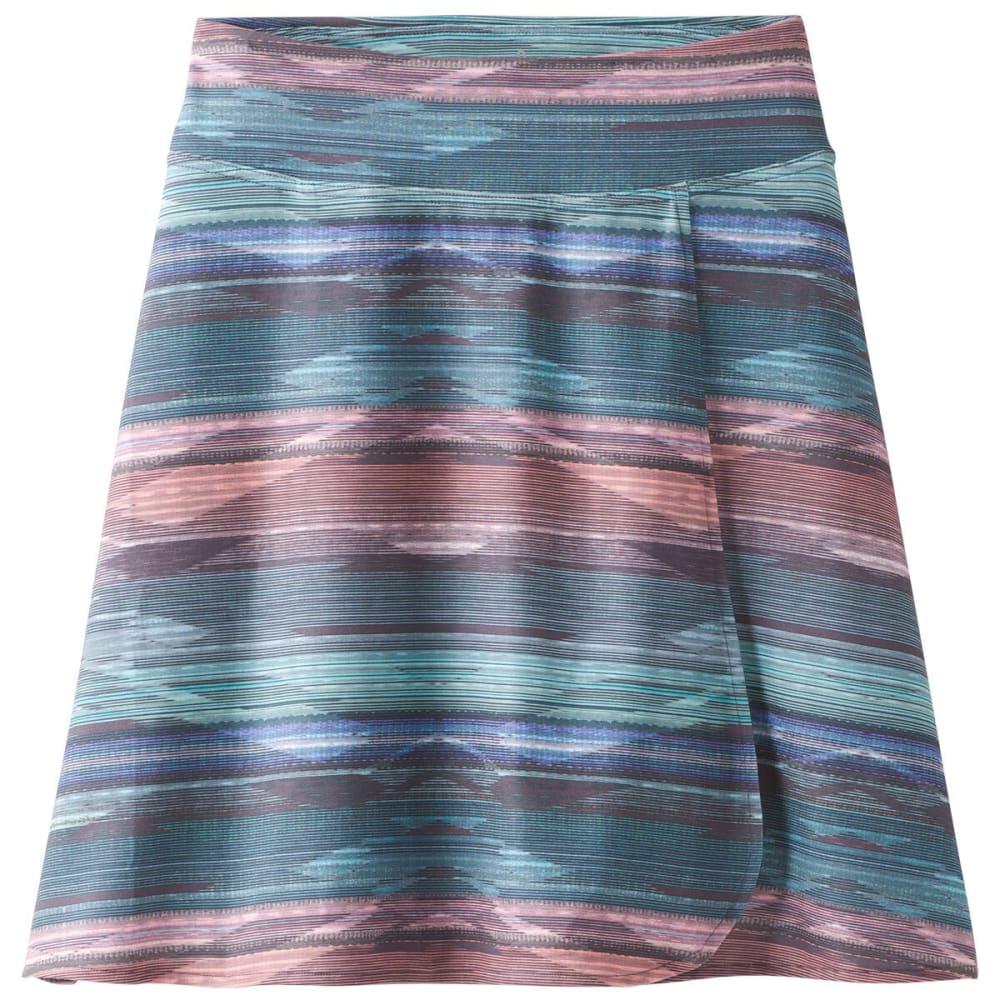 PRANA Women's Fiefer Skirt - GRANITE BONITA