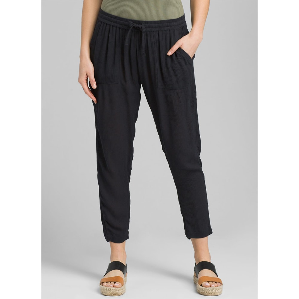 PRANA Women's Hele Mai Pants - BLACK