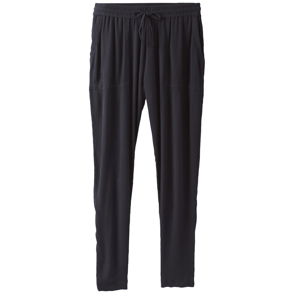 PRANA Women's Hele Mai Pants - BLACK
