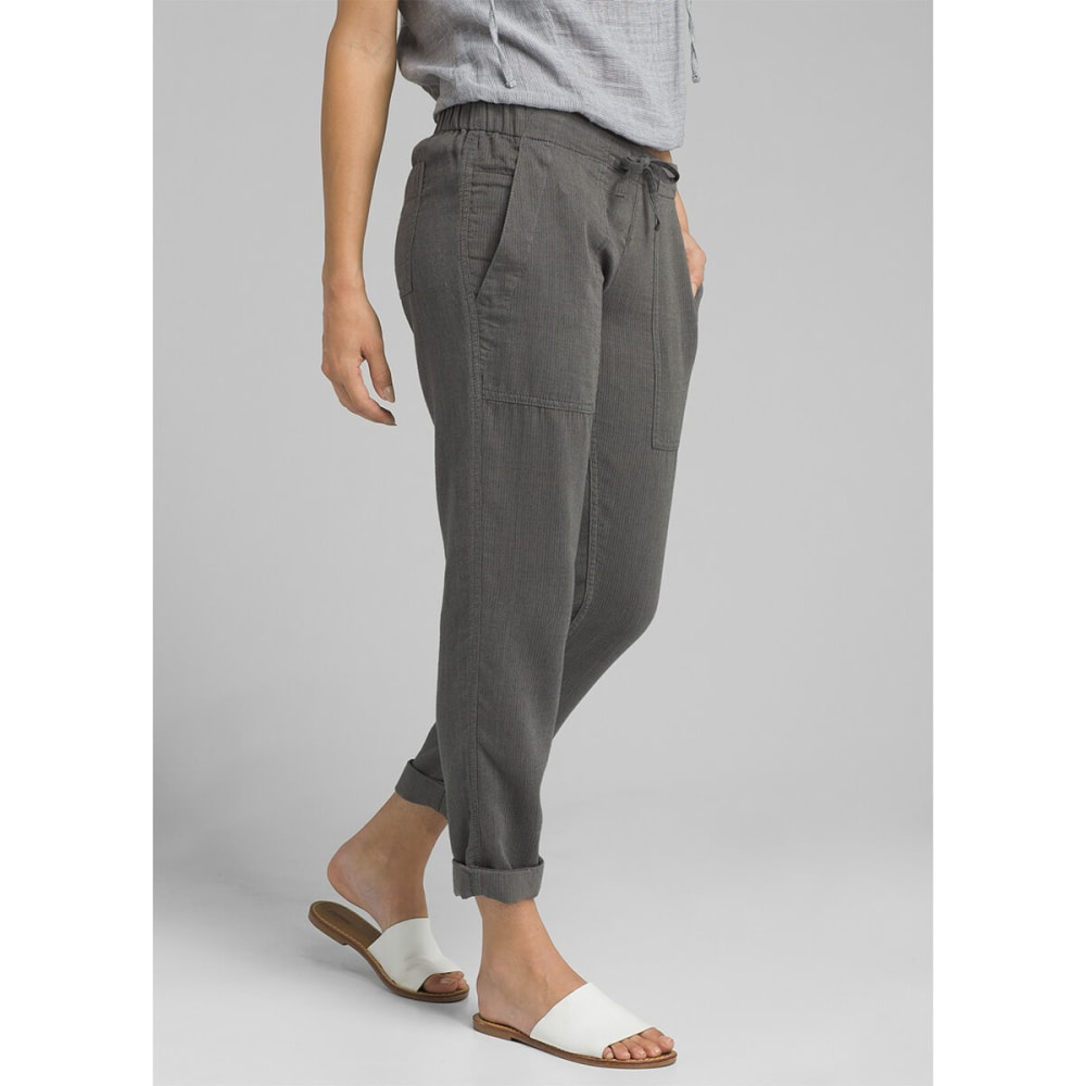 PRANA Women's Soledad Pants - ALOE