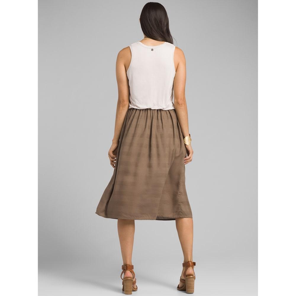 PRANA Women's Perry Midi Dress - MUDD