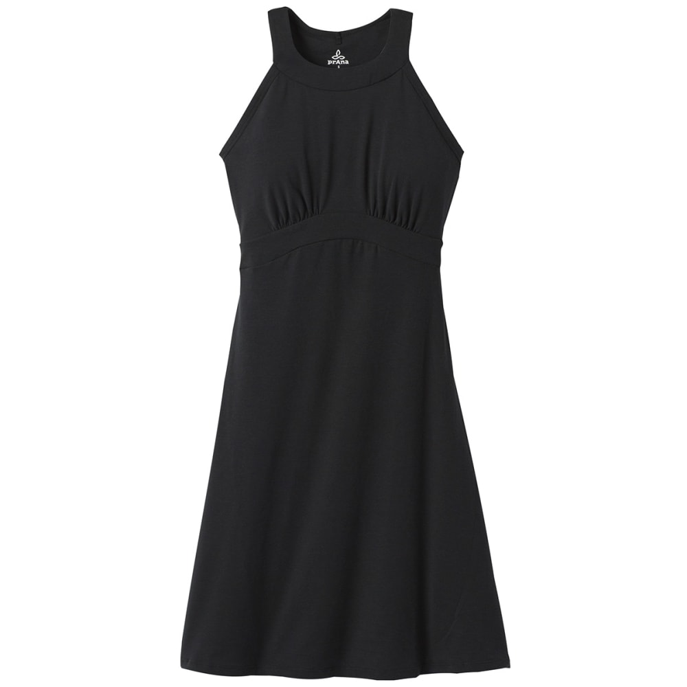 PRANA Women's Calexico Dress - BLACK
