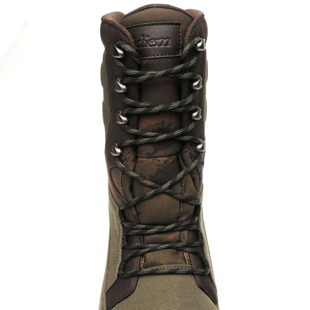 DIEM Men's All Terrain Tall Insulated Waterproof Fishing Boots - GREEN