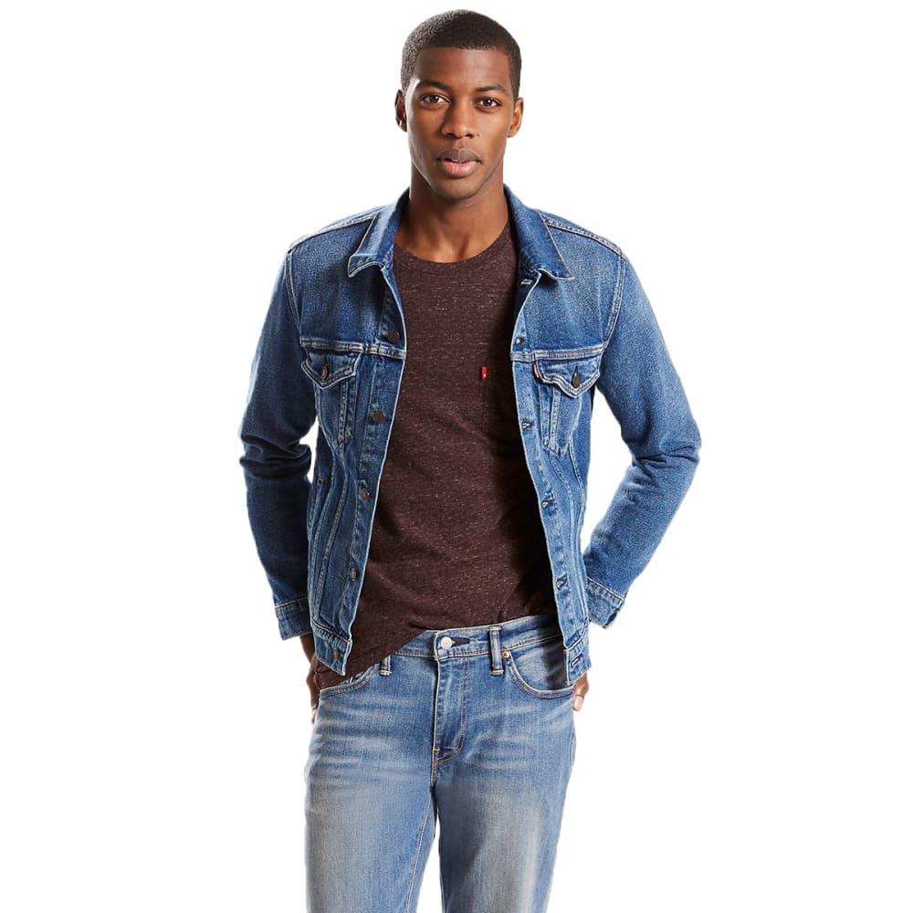LEVI'S Men's The Trucker Jacket - HYPE 0224