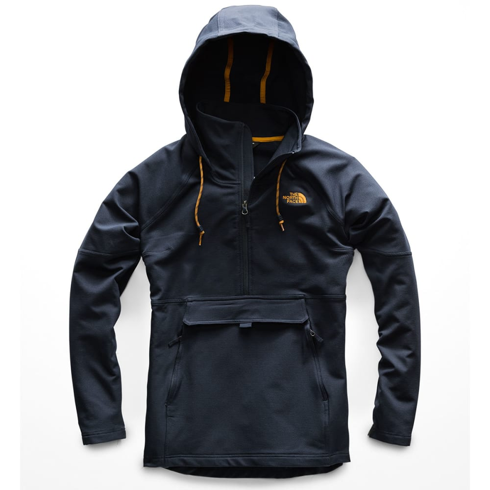 THE NORTH FACE Women's Tekno Ridge Pullover Hoodie - U6R-NAVY