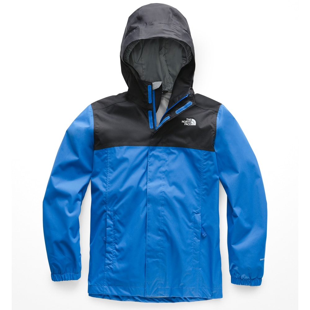 THE NORTH FACE Boys' Resolve Reflective Jacket - WXN-TURKISH SEA