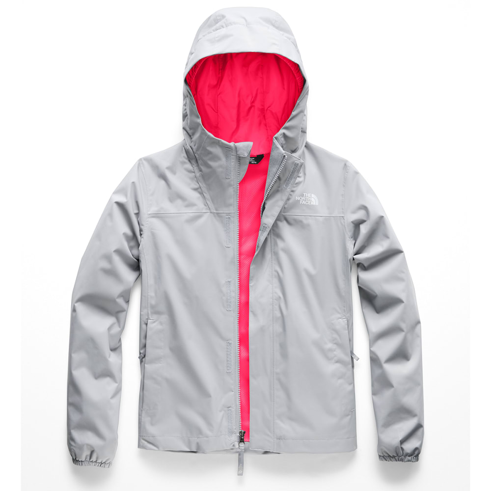 THE NORTH FACE Girls' Resolve Reflective Jacket S