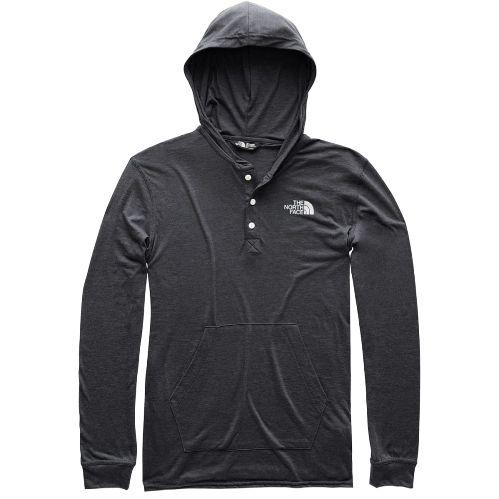 THE NORTH FACE Men's Tri-Blend Henley Hoodie XXL