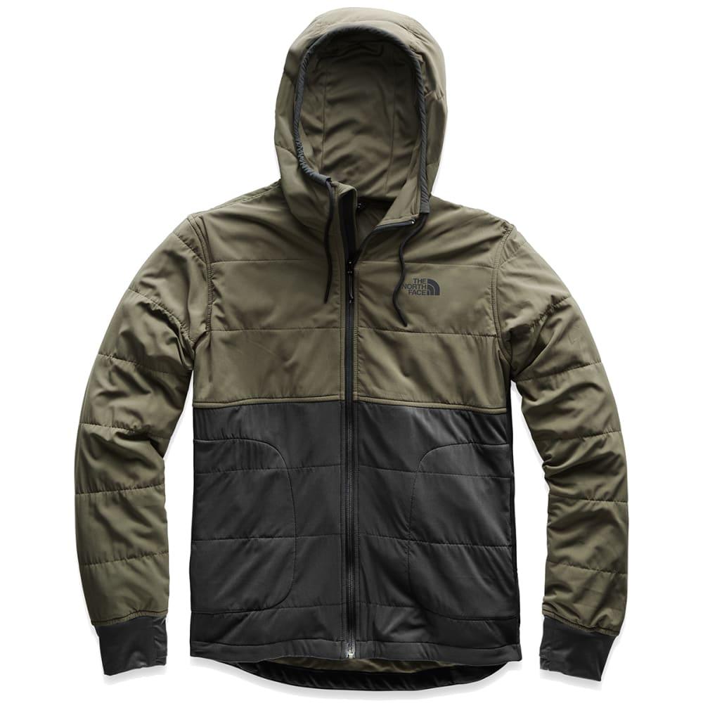 THE NORTH FACE Men's Mountain Sweatshirt 2.0 Full-Zip Hoodie - BOQ-APT GRY/TAUPE
